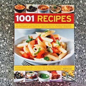 1001 RECIPES Cookbook